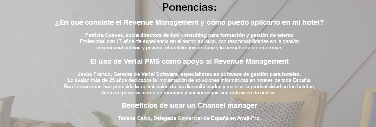 taller revenue management y optimizacion ingresos hoteles_ponencias