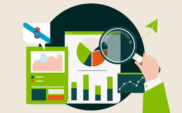 inversión marketing digital en España y Galicia en 2020 y tendencias para 2021